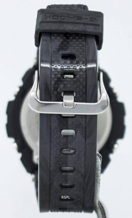 Casio G-Shock G-Steel Analog Digital World Time GST-210M-1A Herrenuhr