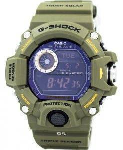 Casio G-Shock Rangeman Multi-Band Atomic GW-9400-3 Herrenuhr