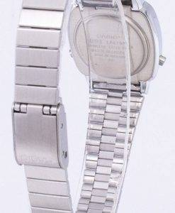 Casio Digital klassische Alarm Timer LA670WA-1DF LA670WA-1 Damenuhr