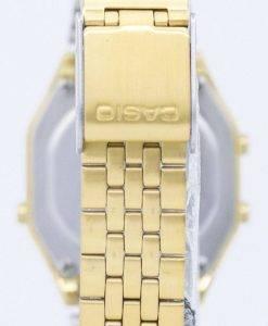 Casio Digital Quarz Edelstahl Illuminator LA680WGA-9DF LA680WGA-9 Damenuhr