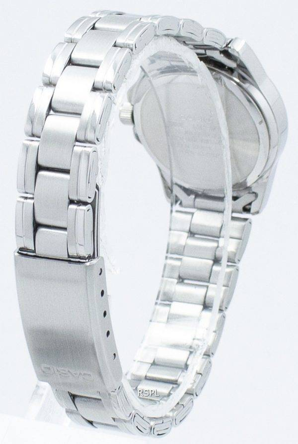 Casio Analog Quarz LTP-1215A-2A2 LTP1215A-2A2 Damenuhr