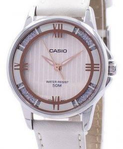 Casio Enticer Analog Quarz LTP-1391L-7A2V LTP1391L-7A2V Damenuhr