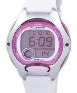 Casio Digital Sport Illuminator LW-200-7AVDF Damen Uhr
