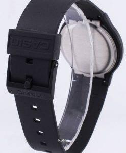 Casio Quarz Enticer analoge schwarzes Zifferblatt MQ-76-1ALDF MQ-76-1AL Herrenuhr