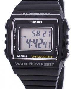 Casio Digital Alarm Chronograph W-215H-1AVDF W-215H-1AV Unisex Uhr