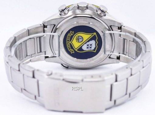 Citizen Eco Blue Angels Radio Controlled World Chronograph AT8020 - 54L