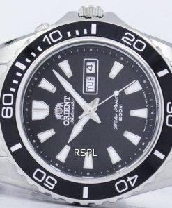 Orient Mako automatische 200m Diver CEM75001BR Herrenuhr