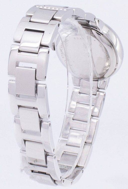 Fossil Virginia drei Hand Crystal ES3282 Damenuhr