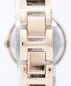 Fossil Virginia drei Hand Crystal Gold Tone ES3284 Damenuhr
