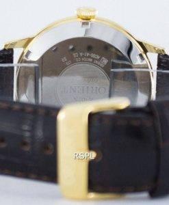 2. Generation Bambino Version 2 Automatic Power Reserve Herrenuhr FAC00007W0 zu orientieren