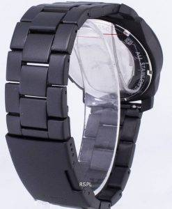Fossil Maschine mittelständische Chronograph IP Black Edelstahl FS4682 Herrenuhr