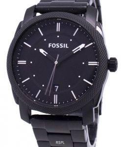 Fossil Maschine IP Black Edelstahl FS4775 Herrenuhr