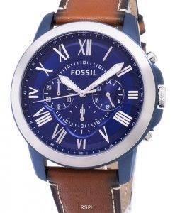 Fossil gewähren Quarz Chronograph FS5151 Herrenuhr