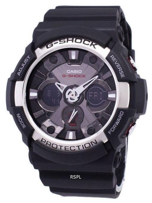 Casio G-Shock analoge GA-200-1A Herrenuhr