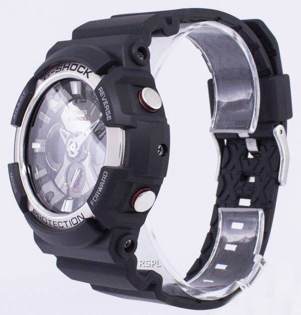 Casio G-Shock analoge GA-200-1A Herrenuhr