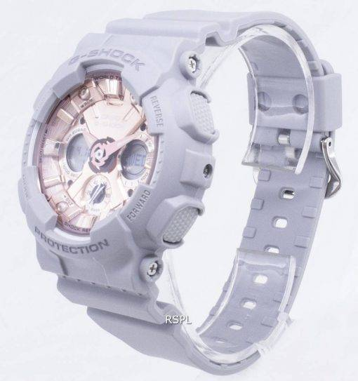 Casio G-Shock GMA-S120MF-8A GMAS120MF-8A Analog Digital 200M Damenuhren