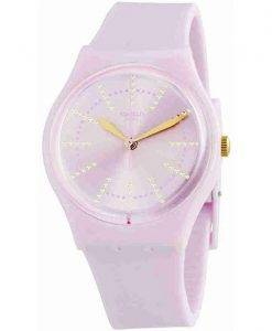 Swatch Originals Guimauve Analog Quarz GP148 Damenuhr