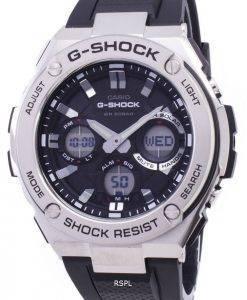 Casio G-Shock G-Stahl analoge Welt Zeit GST-S110-1A Herrenuhr