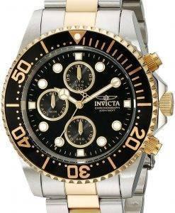 Invicta Pro Diver Chronograph Quarz 200M 1772 Herrenuhr
