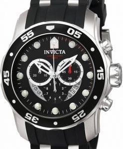Invicta Pro Diver Chronograph Quarz 100M 6977 Herrenuhr