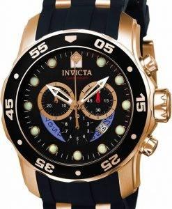 Invicta Pro Diver Chronograph Quarz 100M 6981 Herrenuhr