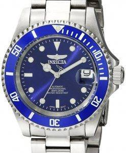Invicta Automatik Pro Diver 200M blaues Zifferblatt INV9094OB/9094OB Herrenuhr