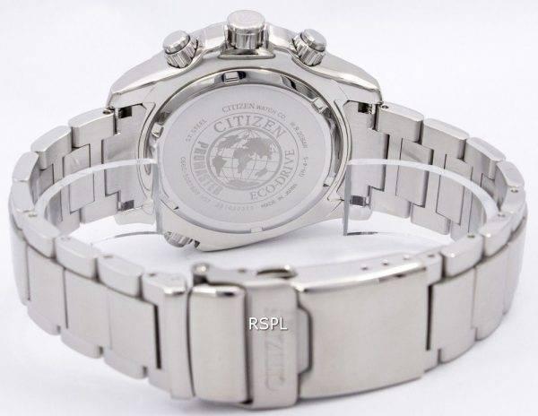 Citizen Promaster Chronograph JR4045-57E JR4045 World Time Herrenuhr