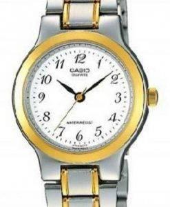 Casio Quarz Analog LTP-1131G-7BRDF LTP-1131G-7BR Damenuhr
