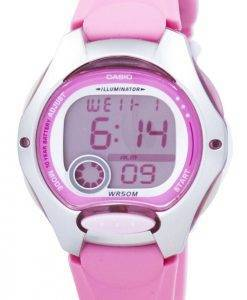 Casio Digital Sport Illuminator LW-200-4BVDF Damen Uhr