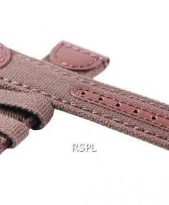 Seiko 22mm Leinwand Gurt für SKX007, SKX009, SKX011, SRP497, SRP641