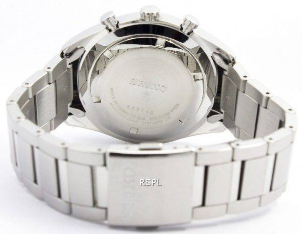 Seiko Quarz Chronograph SSB173P1 SSB173P Herrenuhr