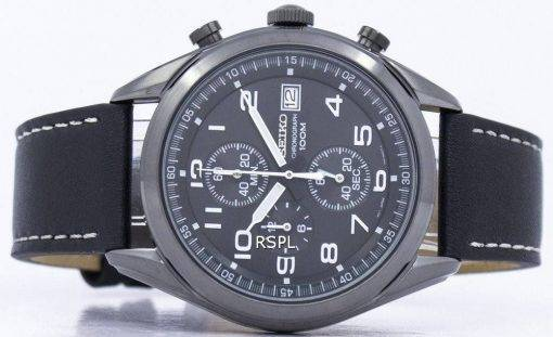 Seiko Chronograph Quarz SSB277 SSB277P1 SSB277P Herrenuhr