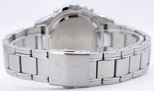 Seiko Solar Alarm Chronograph SSC085P1 SSC085P SSC085