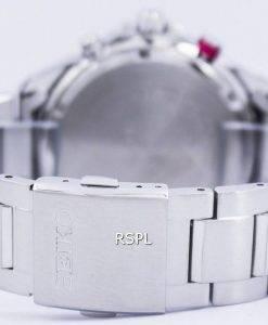 Seiko Solar Chronograph Tachymeter SSC493 SSC493P1 SSC493P Herrenuhr