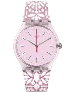 Swatch Originals Fleurie Analog Quarz SUOP109 Damenuhr