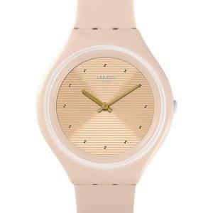 Swatch große Skinskin Analog Quarz SVUT100 Unisex-Uhr