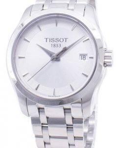 Tissot T-Classic Couturier Lady T035.210.11.031.00 T0352101103100 Quartz Damenuhren
