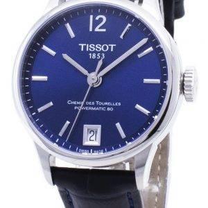 Tissot T-Classic Powermatic 80 T099.207.16.047.00 T0992071604700 Automatic Damenuhren