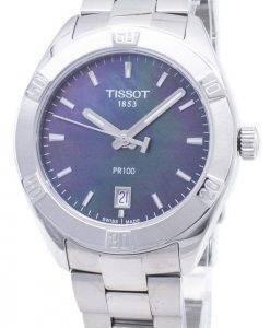 Tissot T-Classic PR 100 T101.910.11.121.00 T1019101112100 Quartz Analog Damenuhren