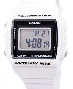 Casio Digital Alarm Chronograph W-215H-7AVDF W-215H-7AV Unisex Uhr