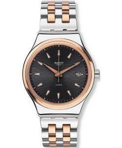 Swatch Ironie Sistem Tux automatische YIS405G Unisex-Uhr