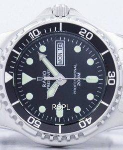 Ratio II Free Diver Professional 200M Herrenuhr Quarz 36JL140