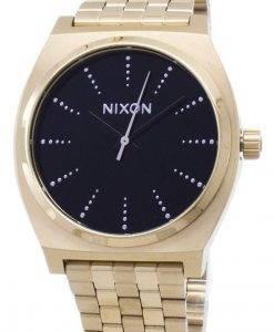 Nixon Time Teller A045-2879-00 Analog Quarz Herrenuhr
