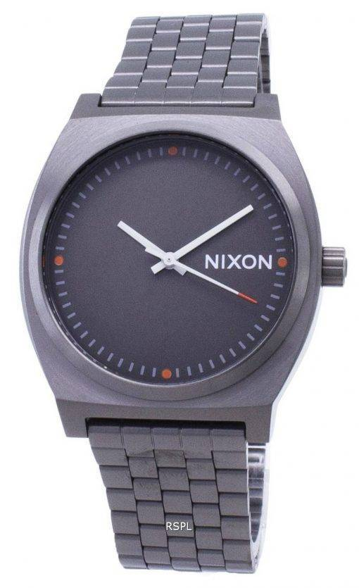 Nixon Time Teller A045-2947-00 Analog Quarz Herrenuhr