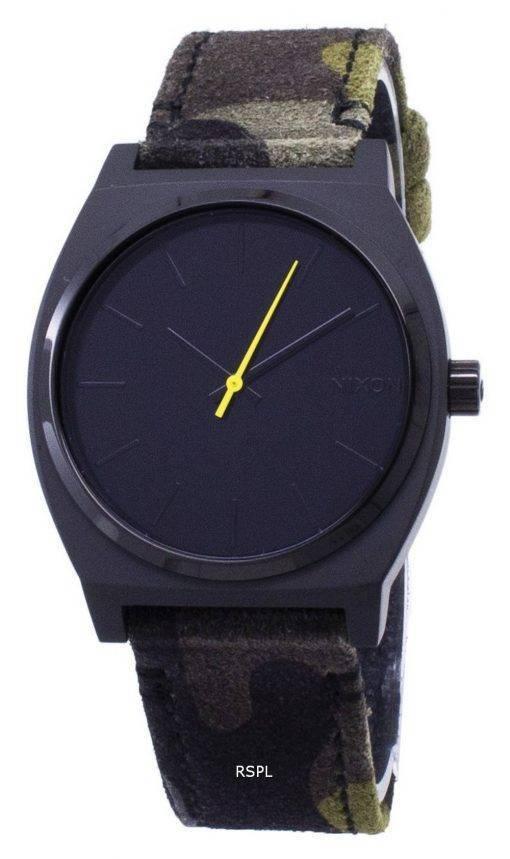 Nixon Time Teller A045-3054-00 Analog Quarz Herrenuhr