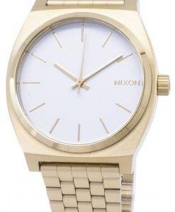 Nixon Time Teller A045-508-00 Analog Quarz Herrenuhr