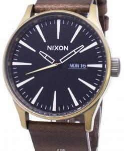 Nixon Sentry A105-3053-00 Analog Quarz Herrenuhr