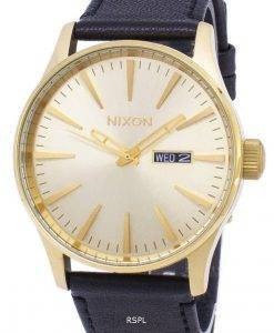 Nixon Sentry Quarz A105-510-00 Herrenuhr