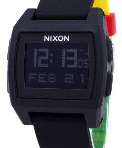 Nixon Basis Flut digitaler A1104-1114-00 Quarz Herrenuhr