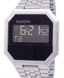 Nixon Re Laufzeit Dual Alarm digitaler A158-000-00 Herrenuhr